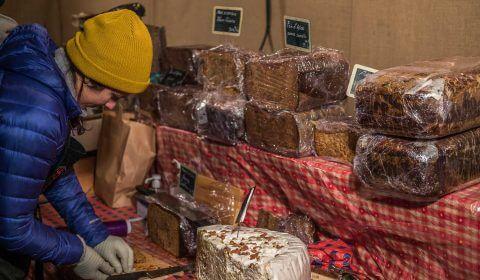 Weihnachtsmarkt im Elsass