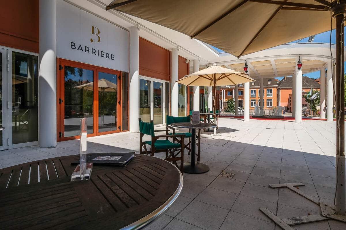 Restaurant und Bistro Barriére
