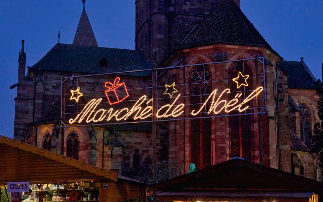 Weihnachtsmarkt Wissembourg im Elsass – Öffnungszeiten