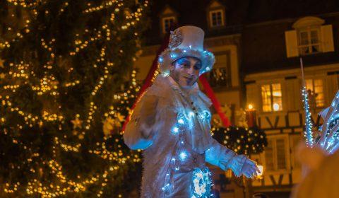 Weihnachtsumzug Wissembourg