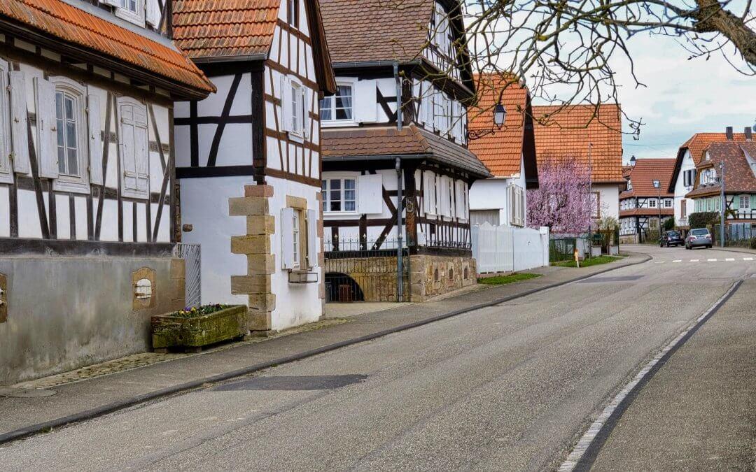 Hunspach ist das beliebteste Dorf in Frankreich 2020