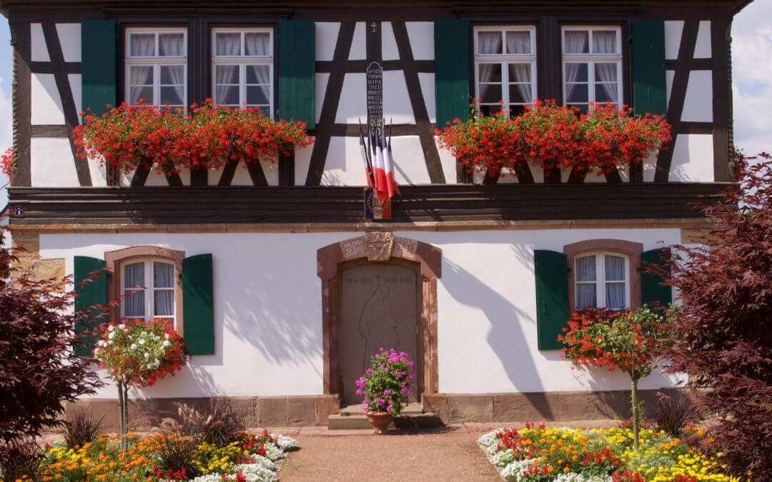 Seebach im Elsass ist eines der schönsten Dörfer Frankreichs