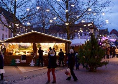 Weihnachtsmarkt Haguenau
