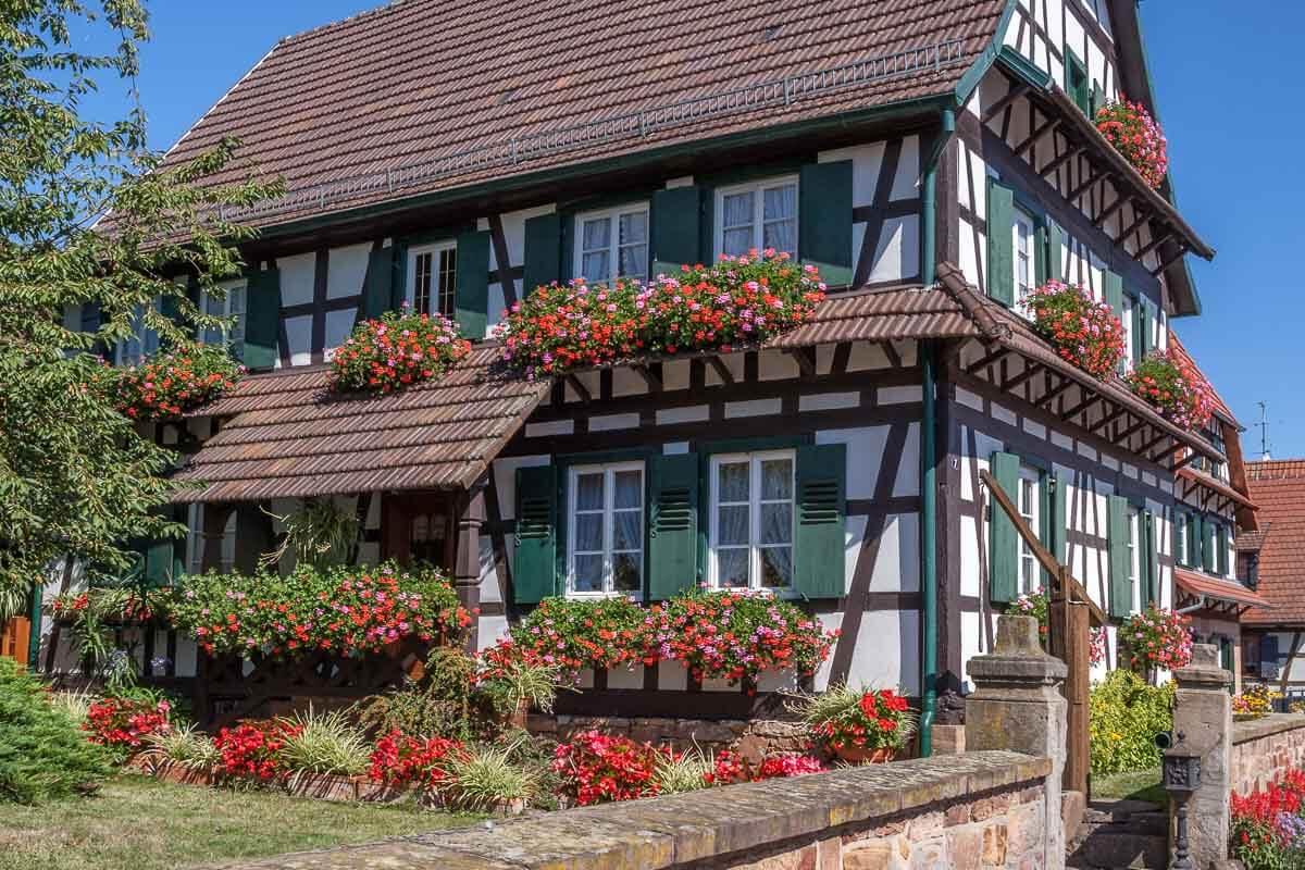 Betschdorf im Elsass