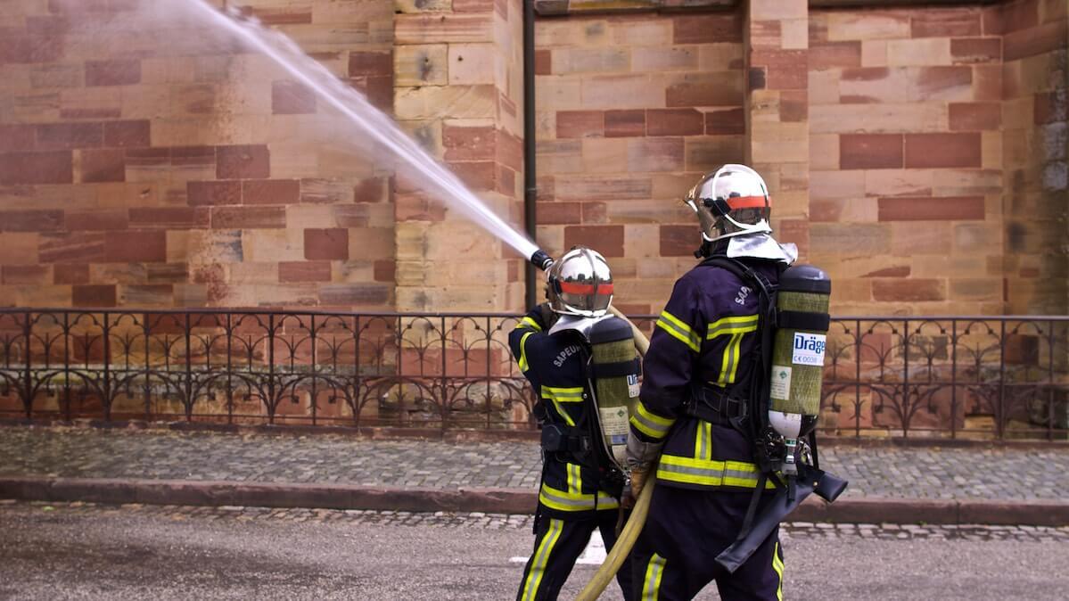 Feuerwehr Brigade