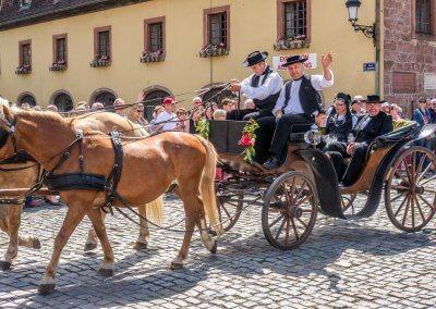 Pfingstfest in Wissembourg