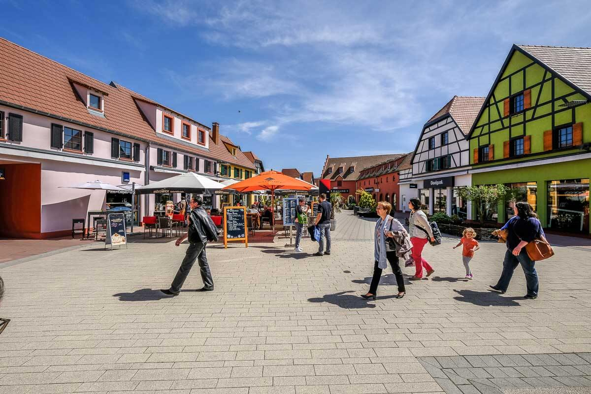 Outlet Center Roppenheim