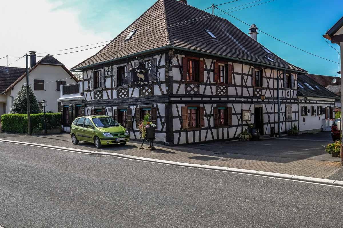 Auberge A l'Agneau, Roppenheim