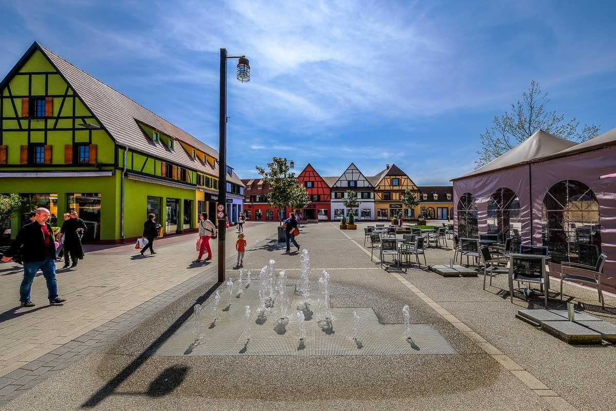Roppenheim Outlet-Center öffnungszeiten