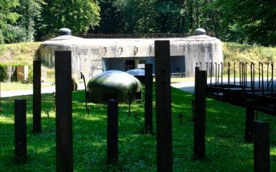 Besuchen Sie die Maginot-Linie  im Elsass