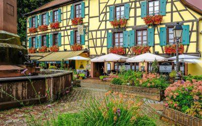 Ribeauville – Romantischer Weinort an der elsässischen Weinstraße