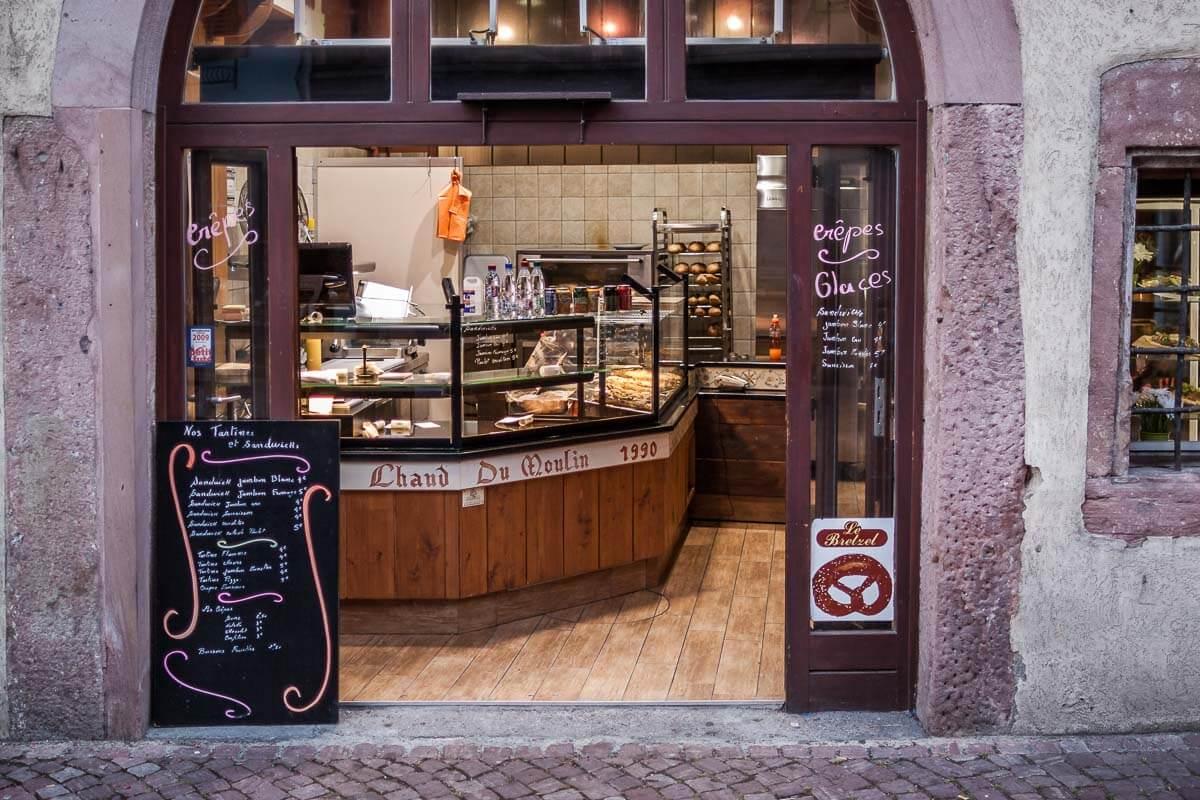 Boulangerie in Kaysersberg