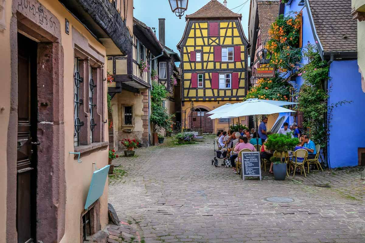 Hotel Booking Colmar