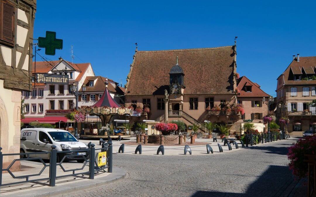 Molsheim im Elsass