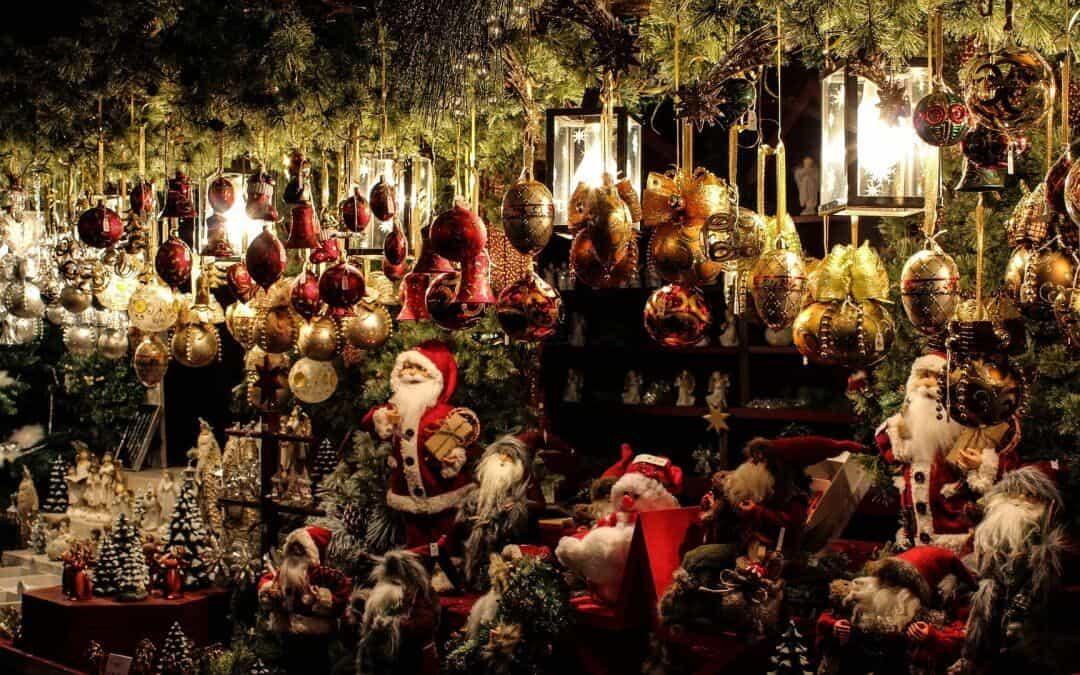 Weihnachtsmarkt Straßburg – der schönste Weihnachtsmarkt Europas