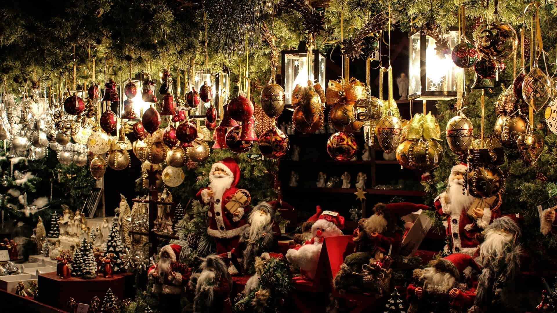 Weihnachtsmarkt Ende.Weihnachtsmarkt Straßburg Der Schönste Weihnachtsmarkt Europas
