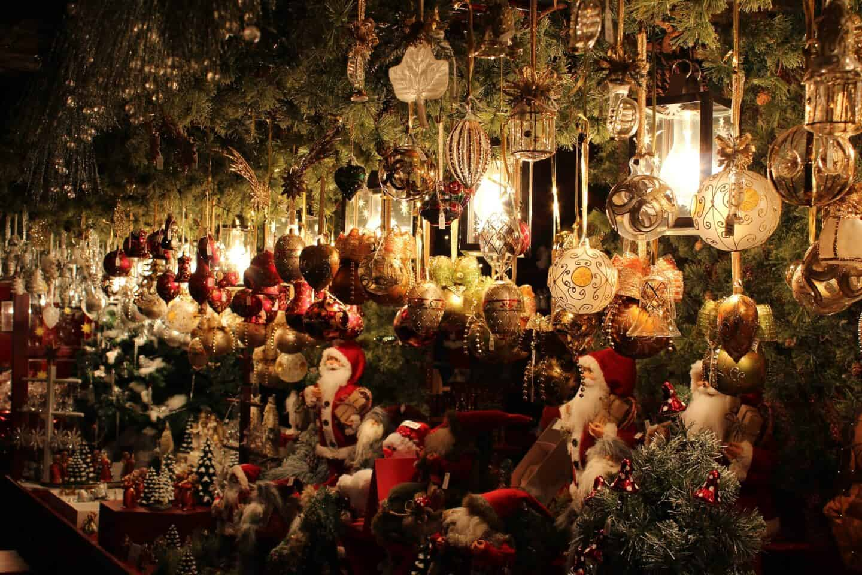 Weihnachtsmarkt Straßburg