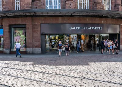 Galeries Lafayette | Anschrift | Öffnungszeiten