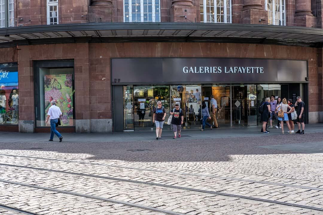 Galeries Lafayette Straßburg