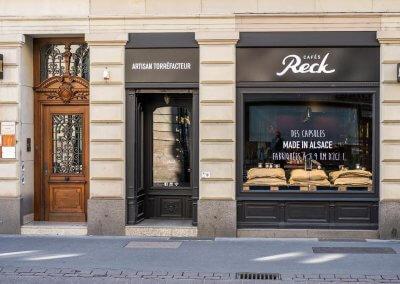 Cafe Reck | Anschrift | Öffnungszeiten