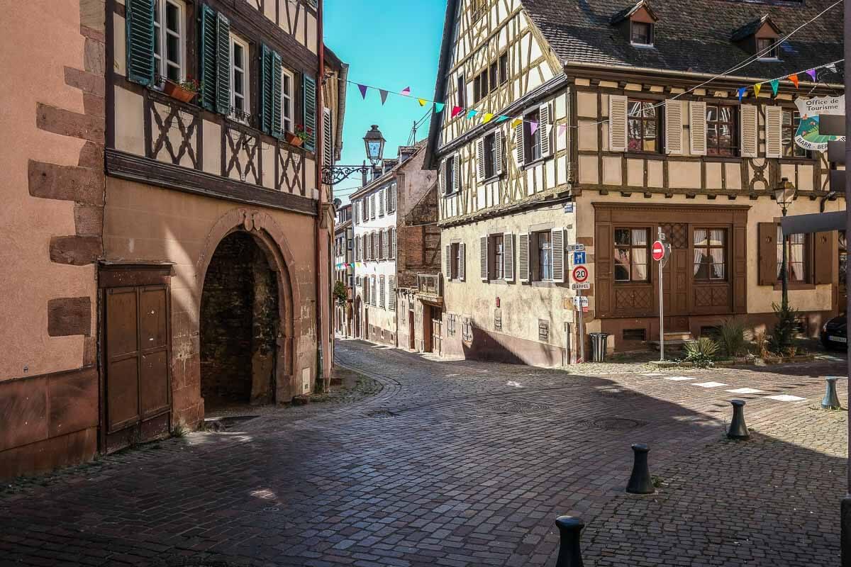 Place De L Hotel De Ville Barr