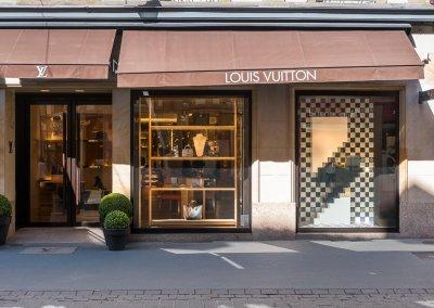 Louis Vuitton | Anschrift | Öffnungszeiten