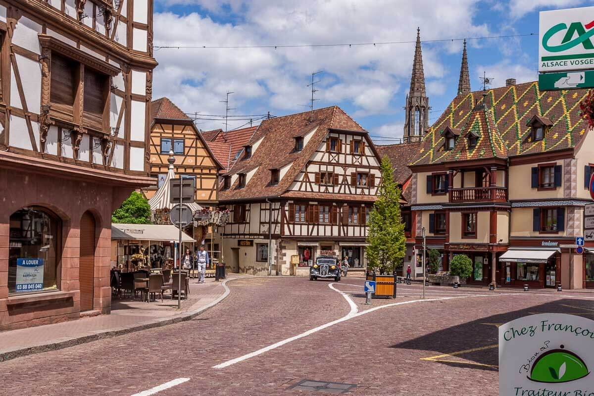 Historische Altstadt Obernai