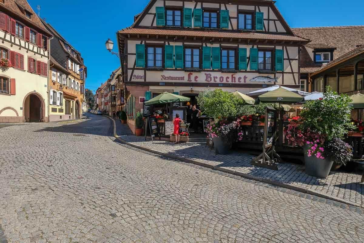 Barr im Elsass Restaurant Le Brochet