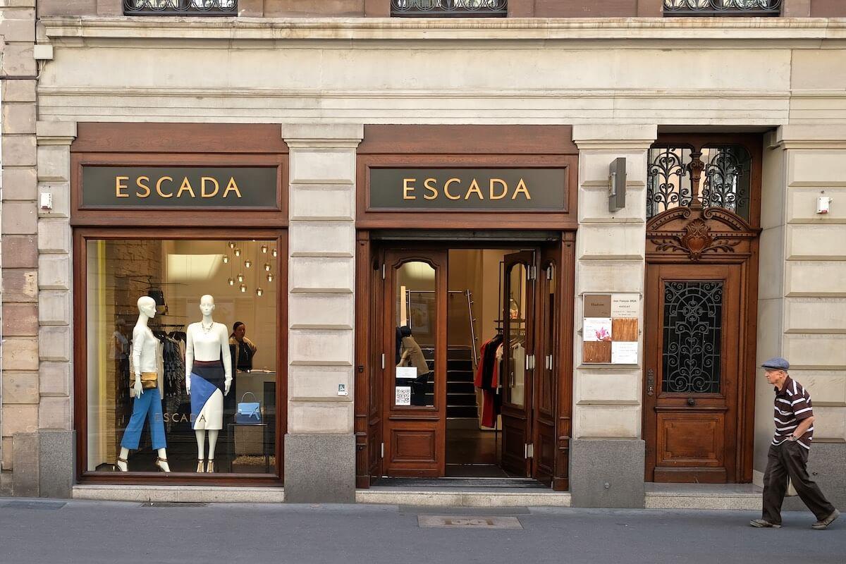 ESCADA | Anschrift | Öffnungszeiten