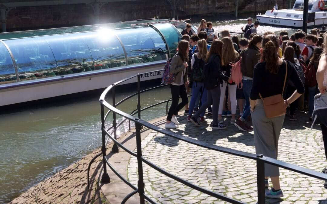 Bootsfahrt in Straßburg – Romantisch und informativ