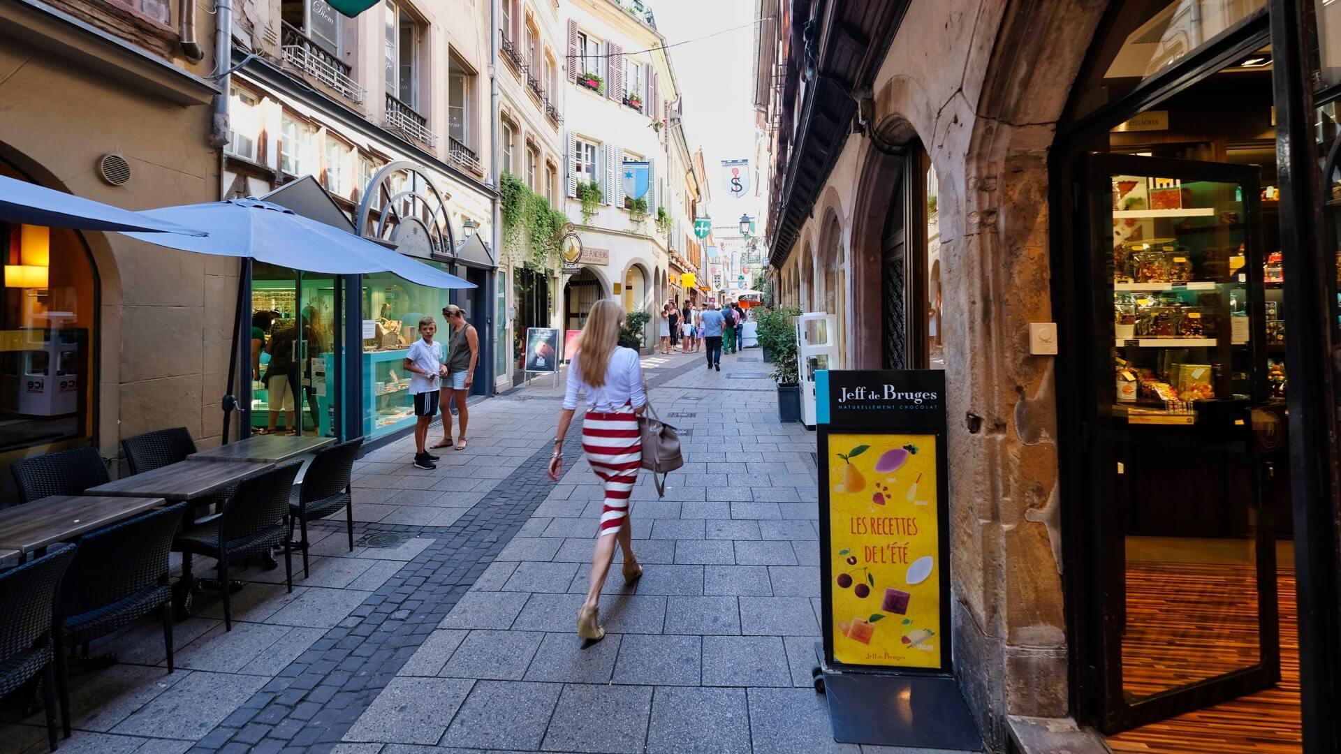 Rue des Orfevres Straßburg