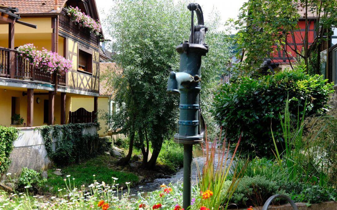 Elsässische Weinstrasse von Wissembourg nach Thann
