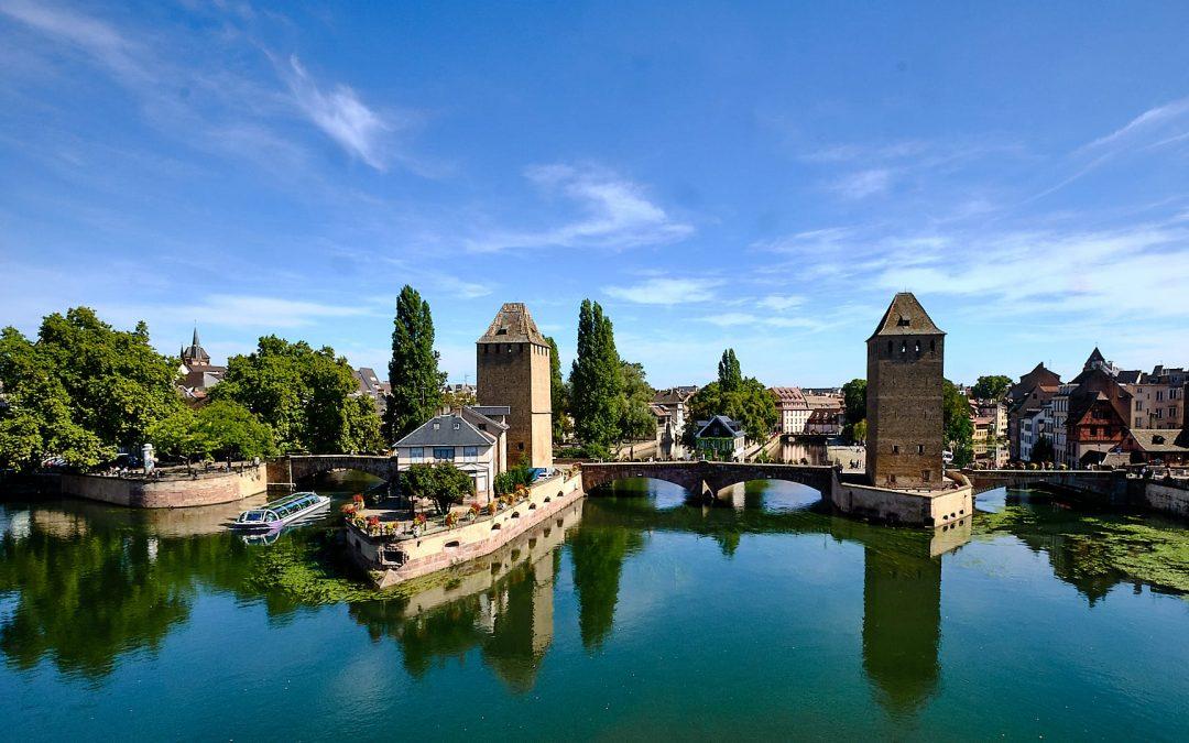 Quartier La Petite France in Straßburg – Klein Frankreich