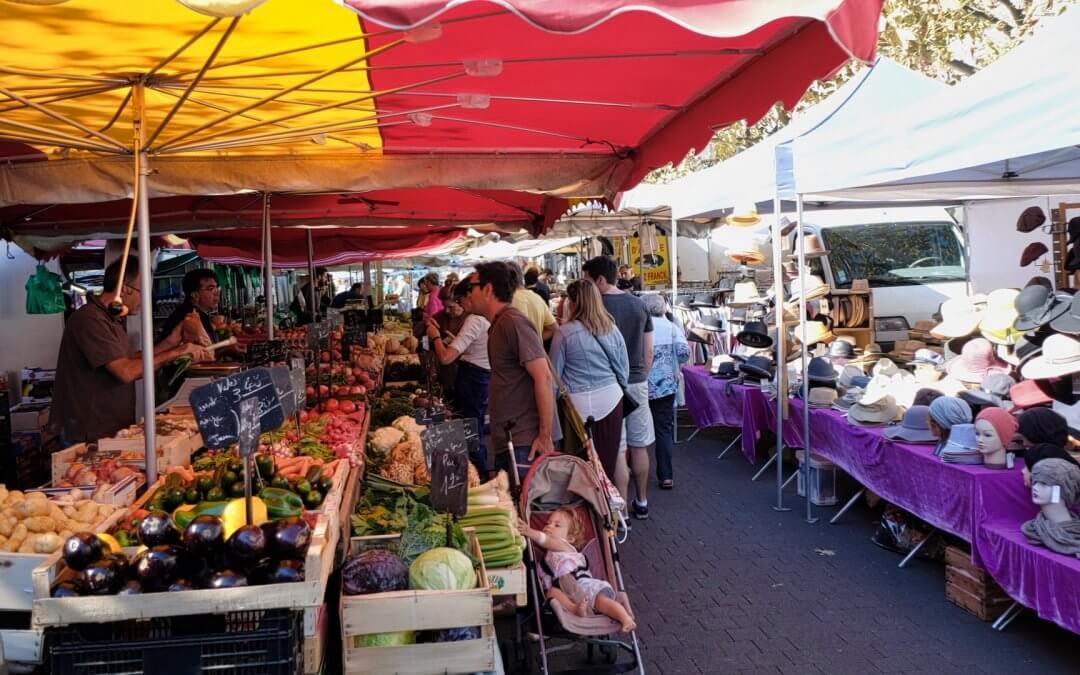 Markt in Straßburg – Wochenmärkte -Infos & Impressionen