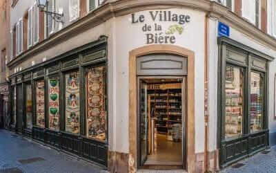 Village de la Bière – Bierparadies mitten in Straßburg