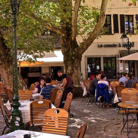 Restaurant in Straßburg