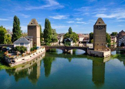Vauban Wehr Straßburg