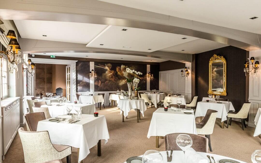 Restaurant Julien Binz in in Ammerschwihr / Elsass