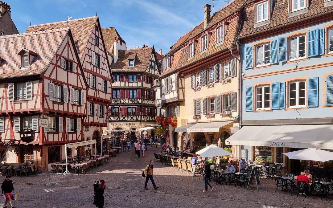 Colmar im Elsass – ein charmanter Ort an der Weinstraße