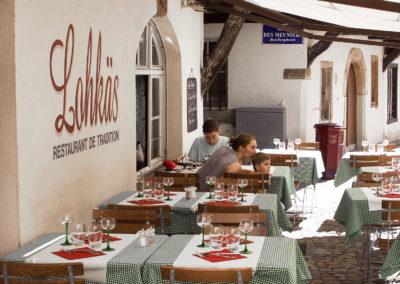 Restaurant Le Lohkäs | Anschrift | Öffnungszeiten