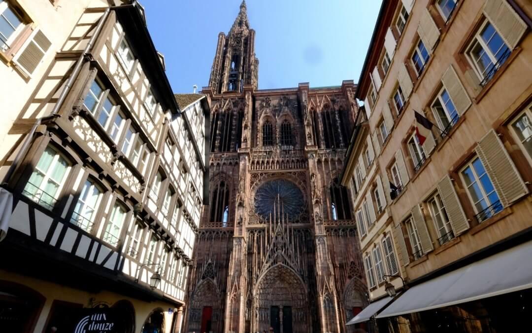 Straßburger Münster – Cathédrale Notre-Dame de Strasbourg