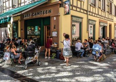 East Canteen | Anschrift | Öffnungszeiten
