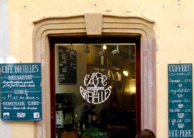 Café Bretelles | Anschrift | Öffnungszeiten