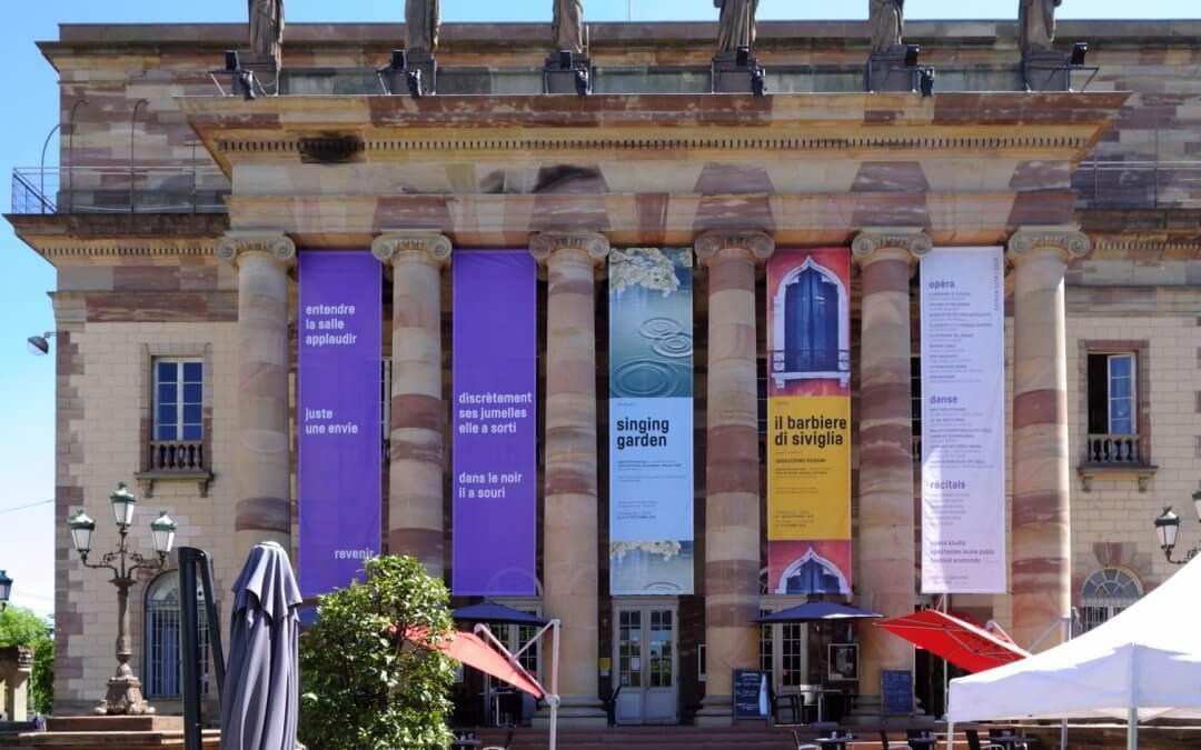 Kulturstadt Straßburg mit großartigen Musik-, Theater und Kulturveranstaltungen