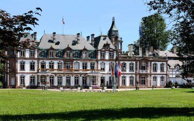 Pourtales Park Straßburg – der ursprünglichste Park der Stadt