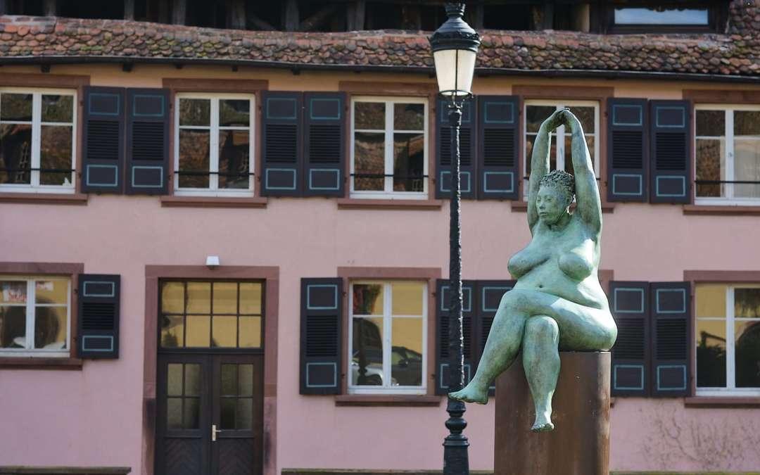 Kunstmarkt Wissembourg – Ausstellung und Kunstmarkt im Freien