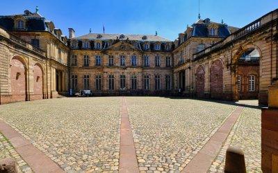 Rohan-Palast / Palais Rohan – Archäologisches Museum Straßburg