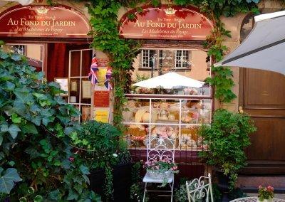 Au Fond du Jardin | Anschrift | Öffnungszeiten