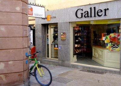 Chocolates Galler | Anschrift | Öffnungszeiten
