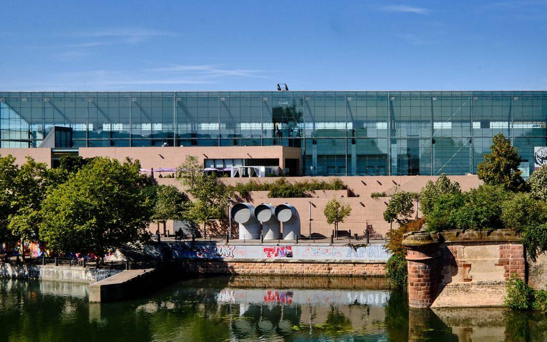 Museum für moderne und zeitgenössische Kunst Straßburg